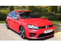 2015 Volkswagen Golf 2.0 TSI R 5dr Manual Petrol Hatchback