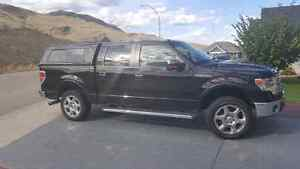 2013 Ford F150 LARIAT loaded 55K PRICED FOR QUICK SALE