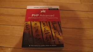 PHP Advanced and Object-Oriented Programming Third Edition