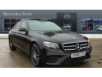 2020 Mercedes-Benz E-CLASS E350d AMG Line Night Edition Prem + 4dr 9G-Tronic Die