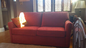 Lazy boy brand loveseat or apartment size couch. London Ontario image 1