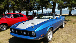 1973 Mustang Convertible for sale - price negotiable