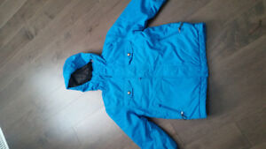 Blue Kids Fall/Winter Jacket Size SM