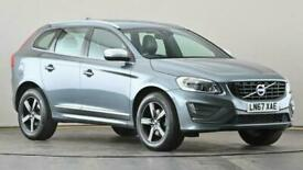 image for 2017 Volvo XC60 D4 [190] R DESIGN Lux Nav 5dr Geartronic Auto FourByFour diesel