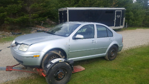 Parting Out 2003 Jetta 1.8T 5 Speed