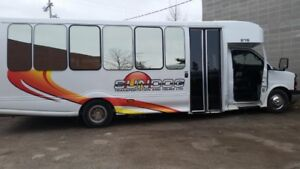 Tour / Shuttle Buses For Sale