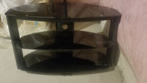 shelving rack tv stand crock pot mirror