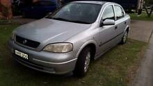*** 2004 Holden Astra City 1.8L 5-Speed Manual Sedan Silver *** Greenfield Park Fairfield Area Preview