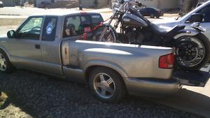 Chevrolet s10 solide Manuel (clutch) Stepside