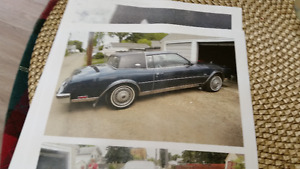 Buick Riviera Lux. car , Excellent condition, Immaculate