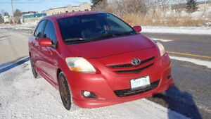 2008 Toyota Yaris sedan EXCELLENT CONDITION!