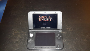 Nintendo 3DS xl for sale with game