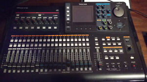 consolle tascam
