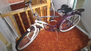 Vélo stationnaire/ Vélos  de route