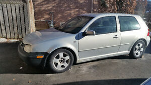 2000 Volkswagen GTI VR6 Coupe (2 door)