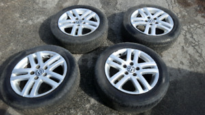 Mags (roues)  VW Golf TDI 2011
