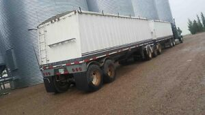 Lode King Super B Grain Trailers