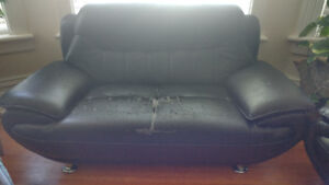 Sofa set- 4 pieces