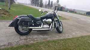 Mint shape honda shadow aero
