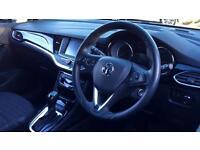 2016 Vauxhall Astra 1.6 CDTi 16V 136 SRi Automatic Diesel Hatchback
