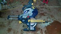 "10"" smpound mitre saw"