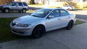 Mint 2004 Mazda 6 Need Gone ASAP Edmonton Edmonton Area image 1