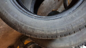 Used tires 225/65/15