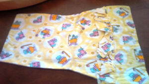 Fancy Dispostable Diaper Cover-Ups - Flannel Kitchener / Waterloo Kitchener Area image 3