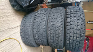 Buick Rendezvous winter tires