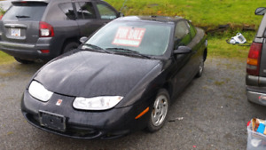 2001 Saturn 3 Door Only 113000km $2400obo