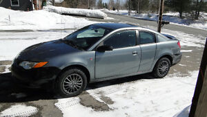 2005 Saturn ION quad