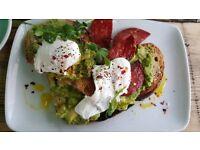 Award winning brunch cafe seeks Chef!