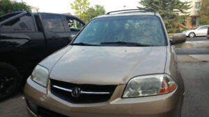 2002 Acura MDX - Fully Loaded $2700