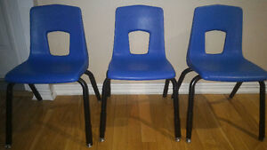 Sturdy Kids chairs and table legs