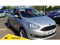2017 Ford C-MAX 1.5 TDCi Zetec 5dr Powershift Automatic Diesel Estate
