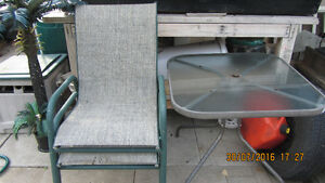 PATIO CHAIRS-LOUNGERS-TABLE Kitchener / Waterloo Kitchener Area image 1