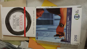 Electrical Wiring Residential and Code books