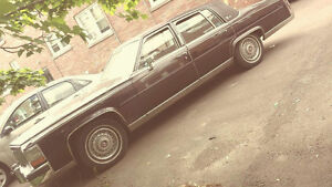 1989 Cadillac Brougham Other