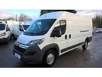 Citroen Relay 35 2.2HDi 130ps L3 H2
