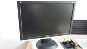 ViewSonic VA2226w - LCD monitor - 21.6""
