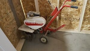 ROTOTILLER / TILE SAW CUTTER