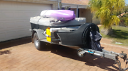 Camper trailer Carramar Wanneroo Area Preview