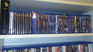 Massive Lot Of Blu-Rays In Excellent Condition