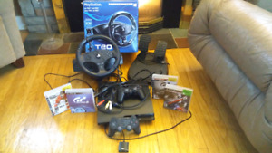 PS3 game system. Complete Package.