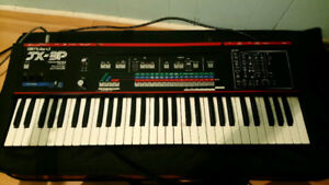 Roland JP-3P keyboard clavier synth