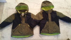 Boys 5t Winter Jackets