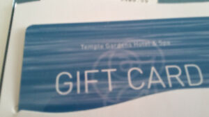 Temple Gardens Gift Card