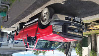 2006 Ford F-250 ext cab 4x4 superduty 8 foot box