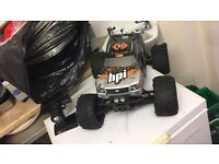 HPI Savage RC Car very fast X4.6