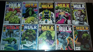 For Sale: Lot of Marvel Comics The Incredible Hulk Gatineau Ottawa / Gatineau Area image 6